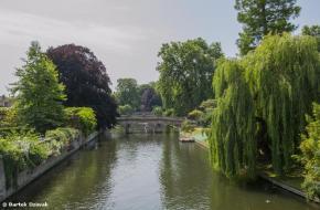 Uniwersyteckie Cambridge i odrobina Londynu