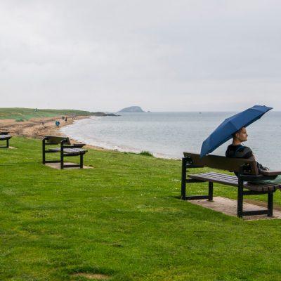 Szkocja małych miast, pastwisk i morza