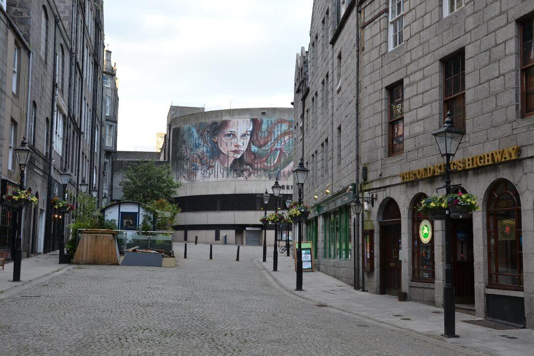 Zabudowania Aberdeen
