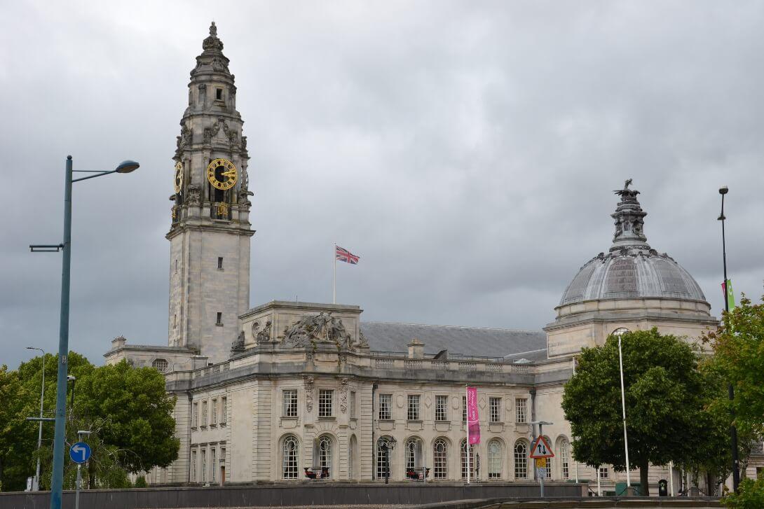 Zabytki w Cardiff
