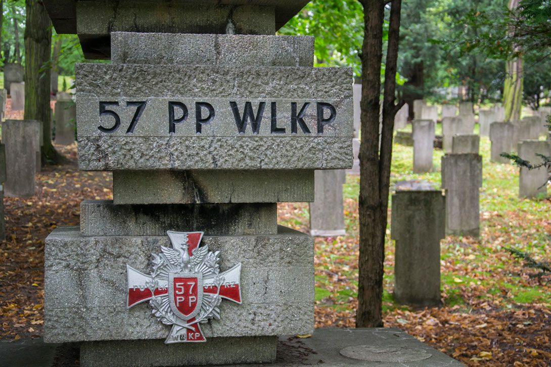 Cmentarz wojskowy na Cytadeli
