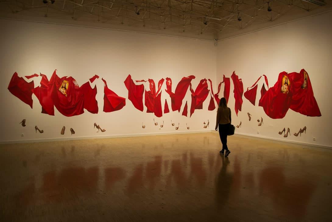 Wystawa w galerii