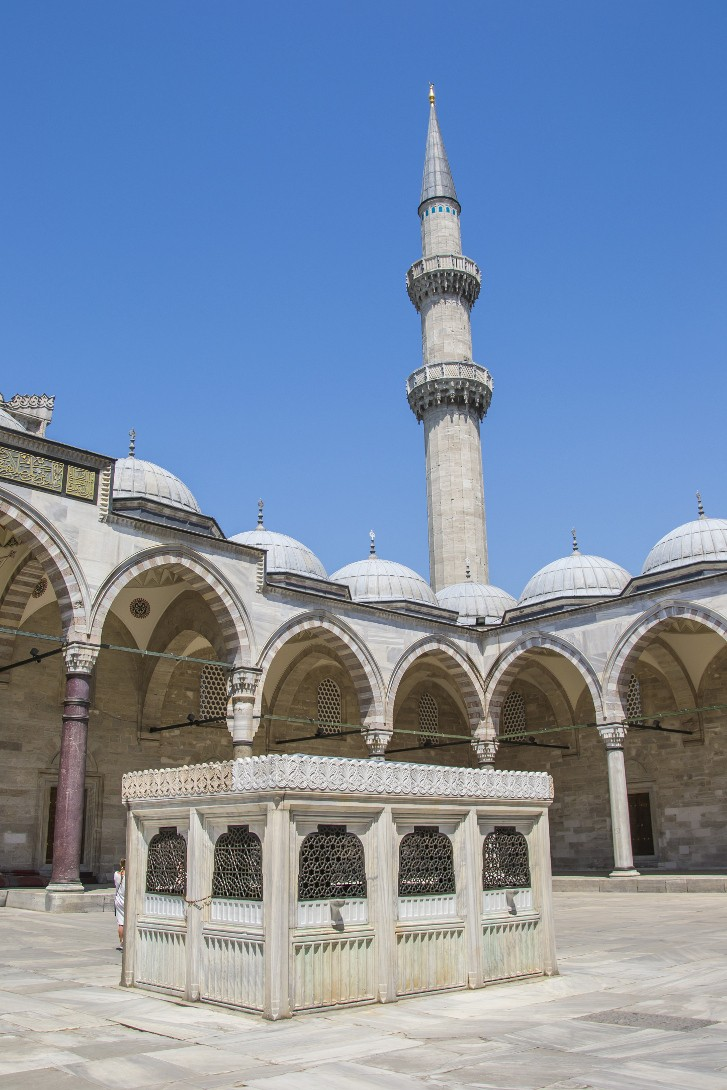 Meczet Sulejmana w Stambule