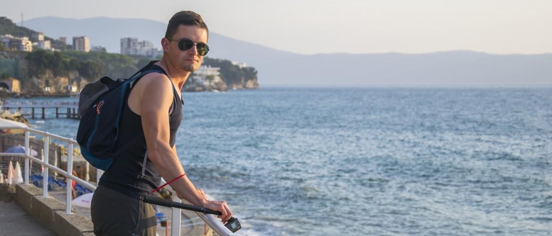 Autostopem do Albanii