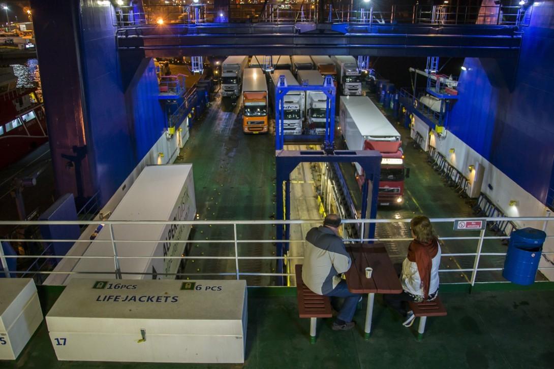 Przestrzeń ładunkowa Kaunas Seeways