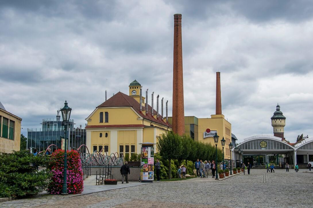Browar Pilzno - Pilnser Urquell