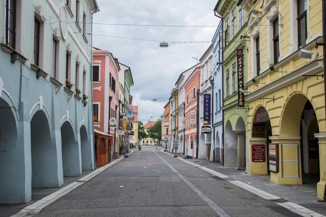 Stare miasto - Czeskie Budziejowice