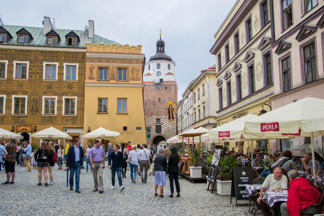 Zwiedzamy Lublin w jeden dzień – co zobaczyć?
