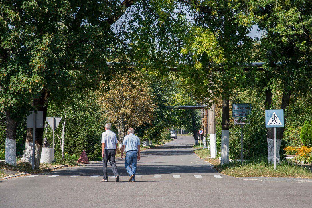 Mieszkańcy Czarnobyla