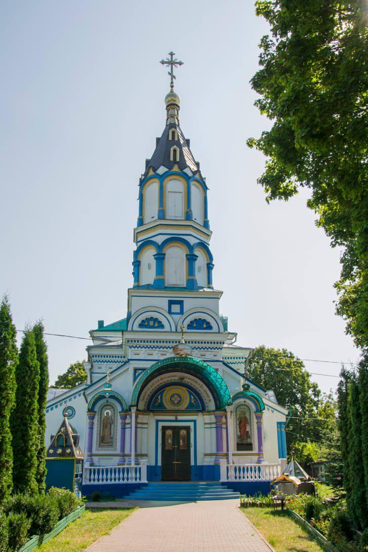 Cerkiew św. Eliasza w Czarnobylu