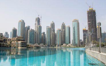 Zwiedzanie Dubaju - Downtown Dubai