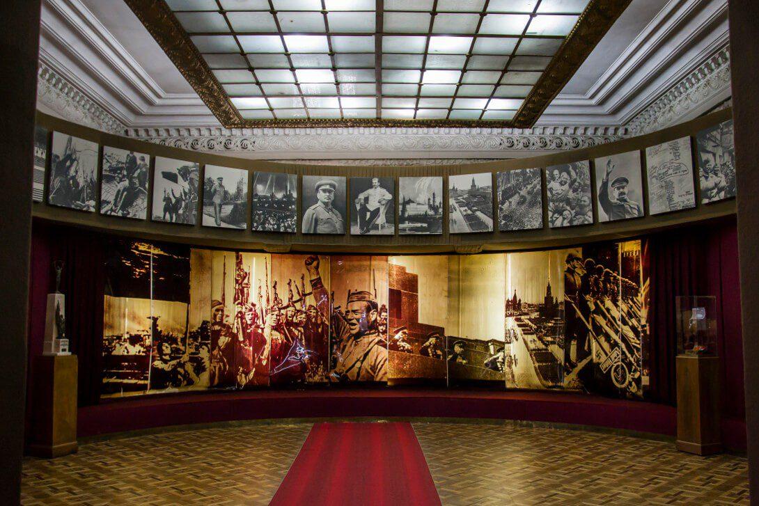 Zbiory Muzeum Stalina w Gori