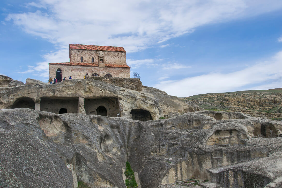 Świątynia w Uplisciche