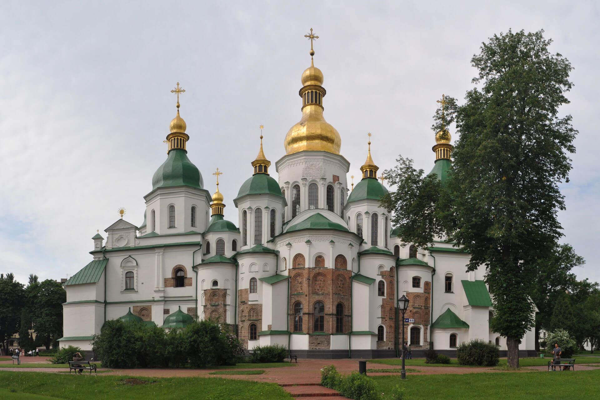 Sobór Mądrości Bożej (Sobór Sofijski) w Kijowie
