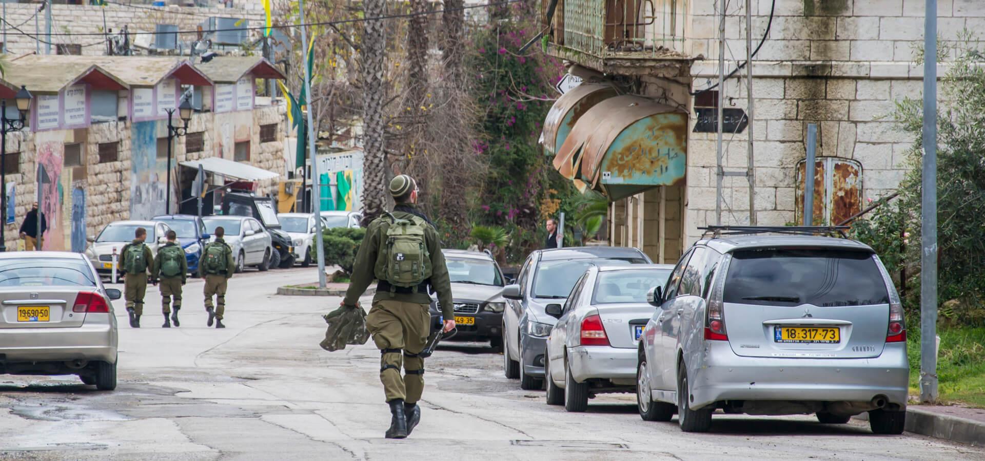 Hebron - miasto religii i nienawiści (historia, informacje praktyczne)