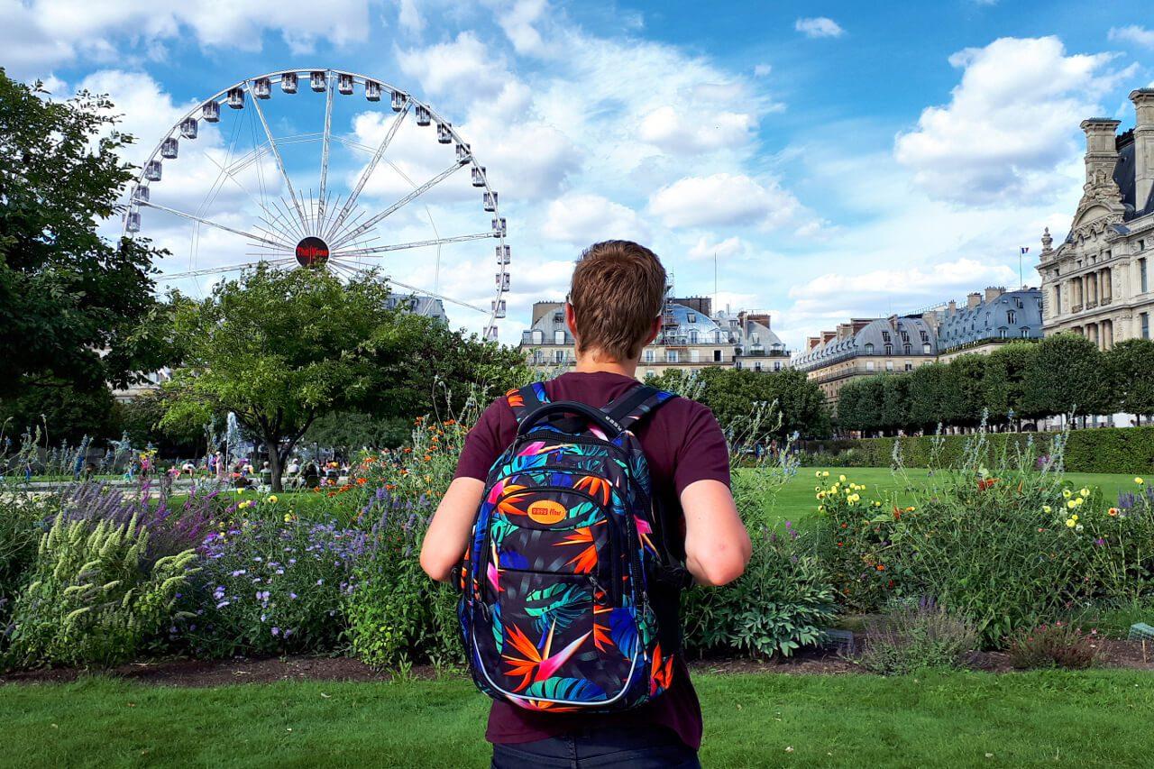 Rostki w Londynie