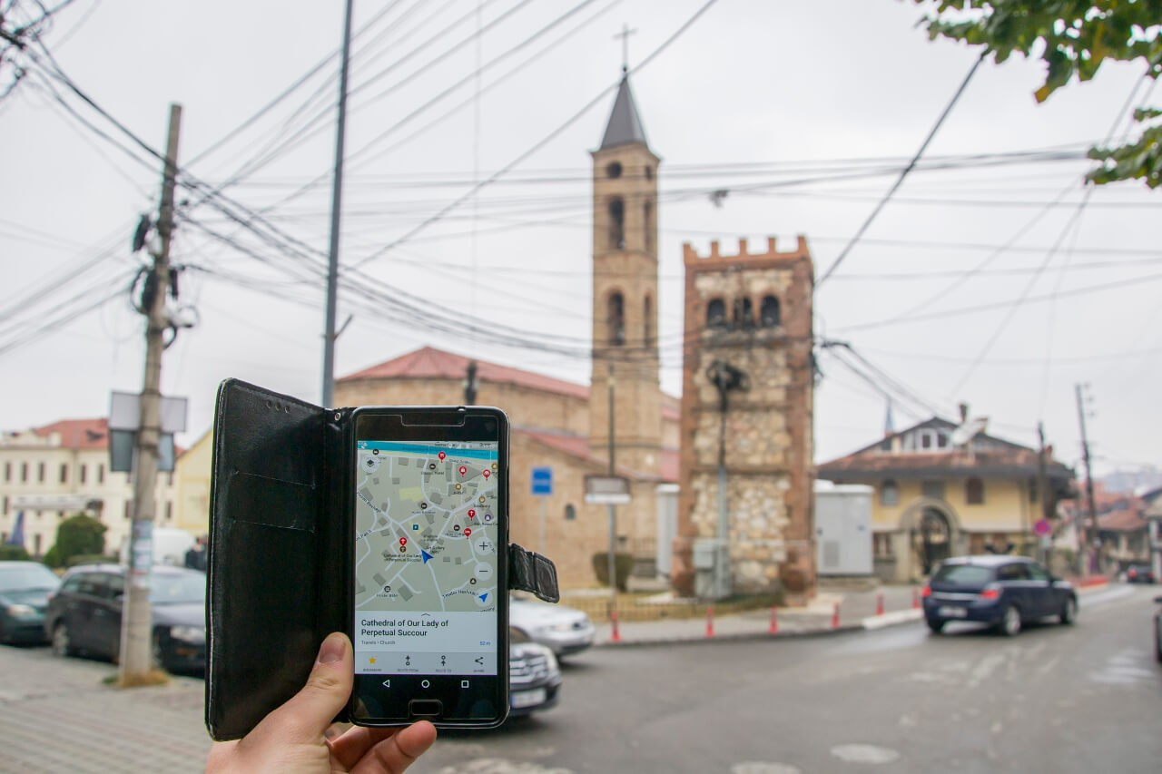 Katedra Matki Boskiej Nieustającej Pomocy w Prizren