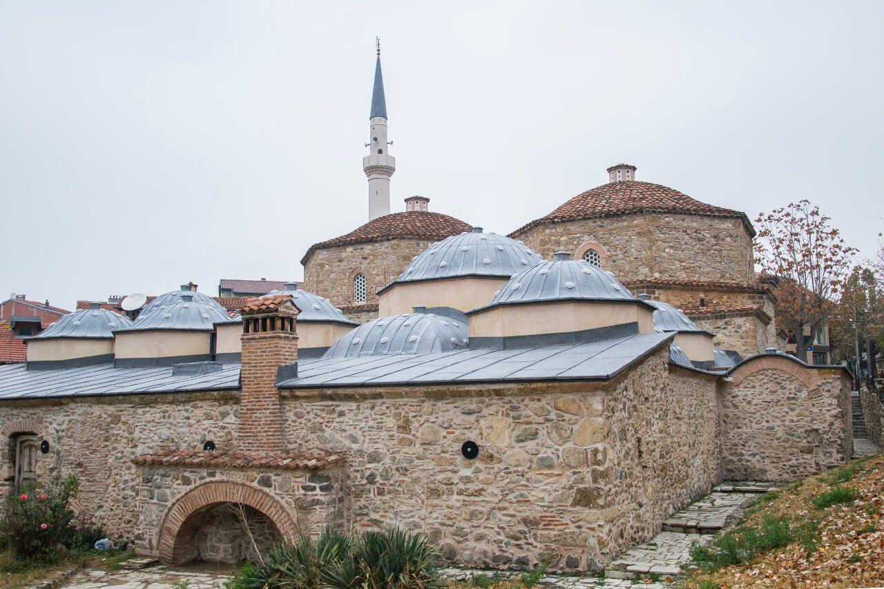 Łaźnia turecka hamman w Prizren