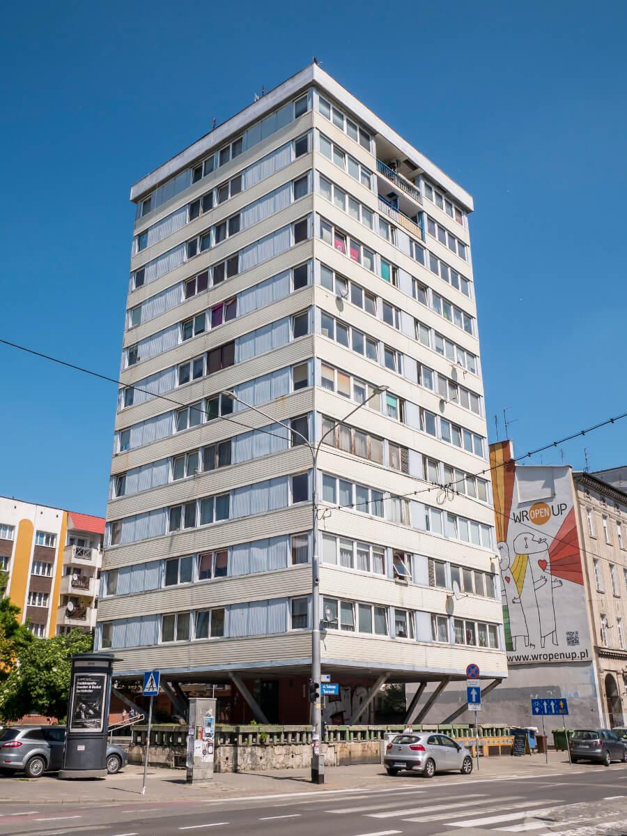 Wrocław w jeden dzień - Trzonolinowiec