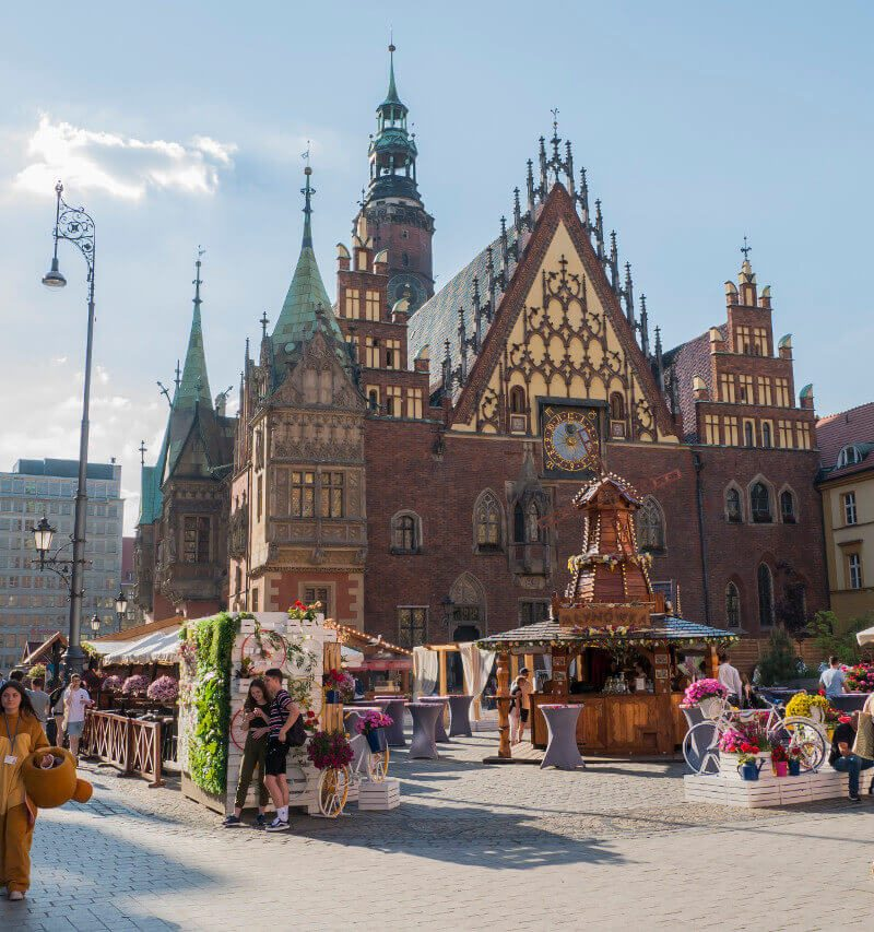 Wrocław w jeden dzień. Co zobaczyć? Gotowy plan zwiedzania