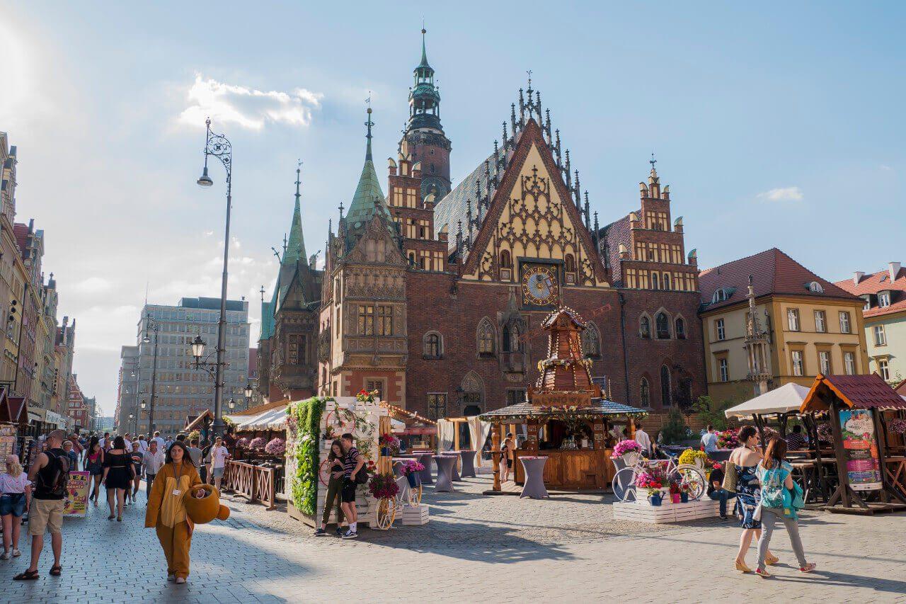 Atrakcje Wrocławia,co warto zobaczyć we Wrocławiu,zabytki wrocławia,wrocław w jeden dzień