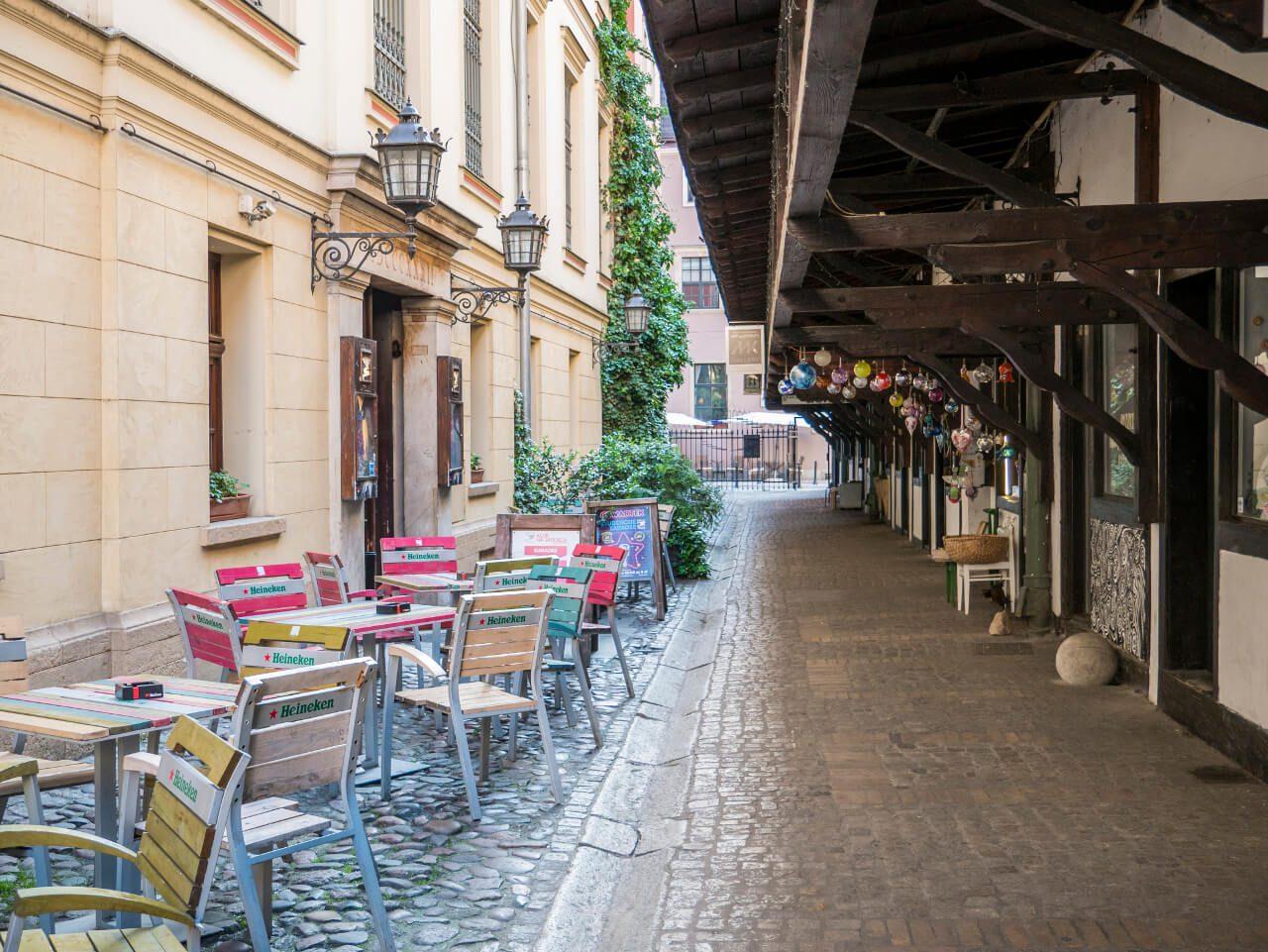 Wrocław w jeden dzień - ulica Jatki