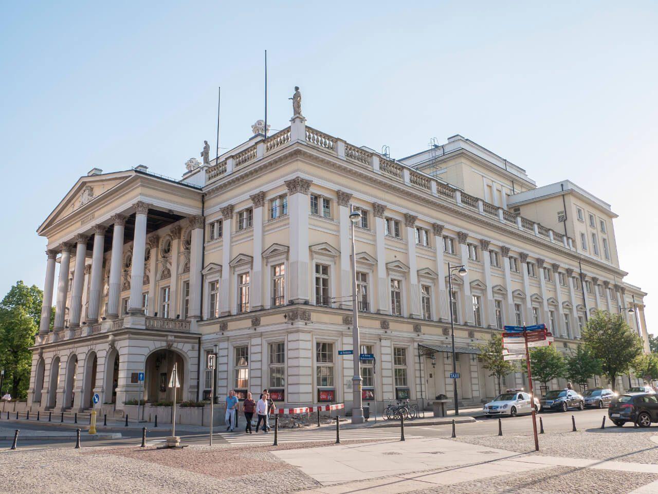 Wrocław w jeden dzień - Gmach Opery Wrocławskiej
