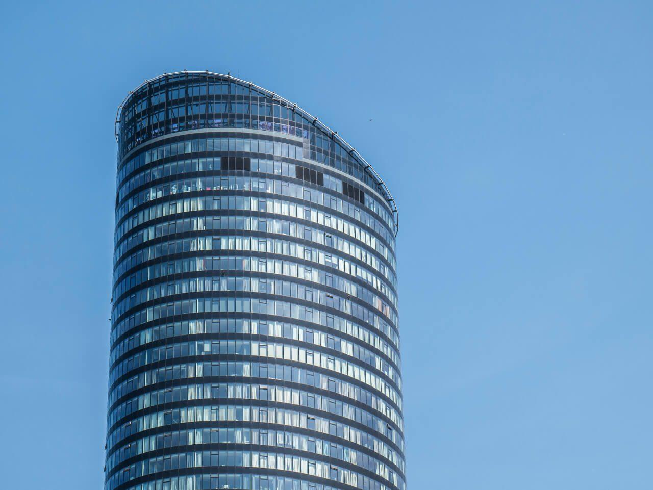 Wrocław w jeden dzień - taras widokowy na Sky Tower