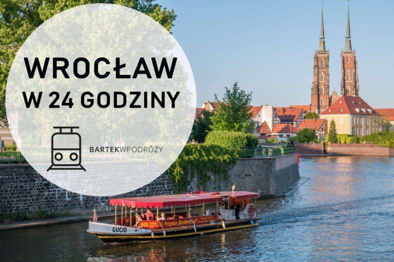 Wrocław W 1 Dzień Co Zobaczyć Plan Zwiedzania