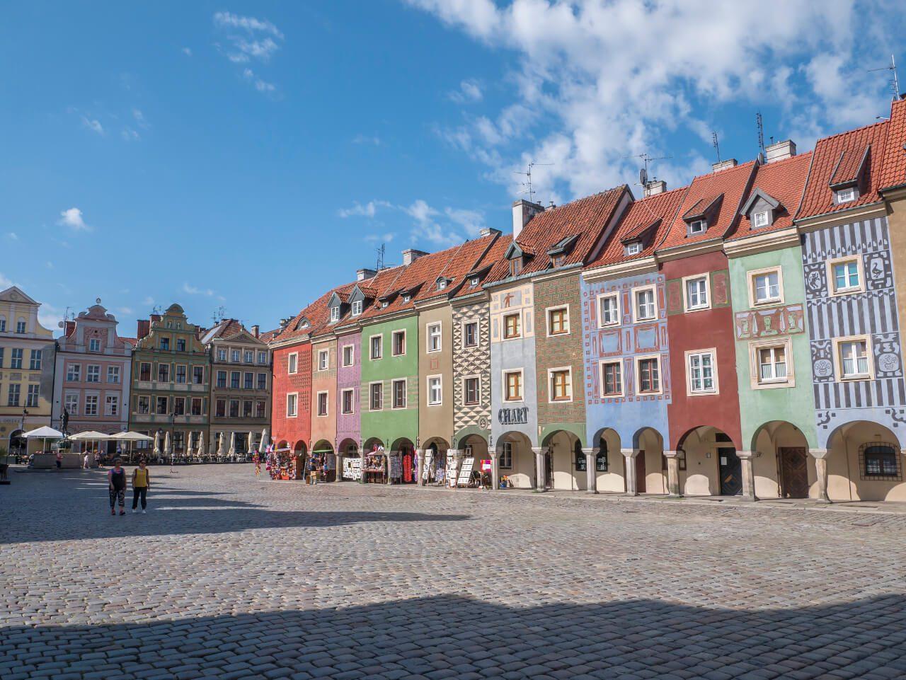 Kamienice budników w Poznaniu