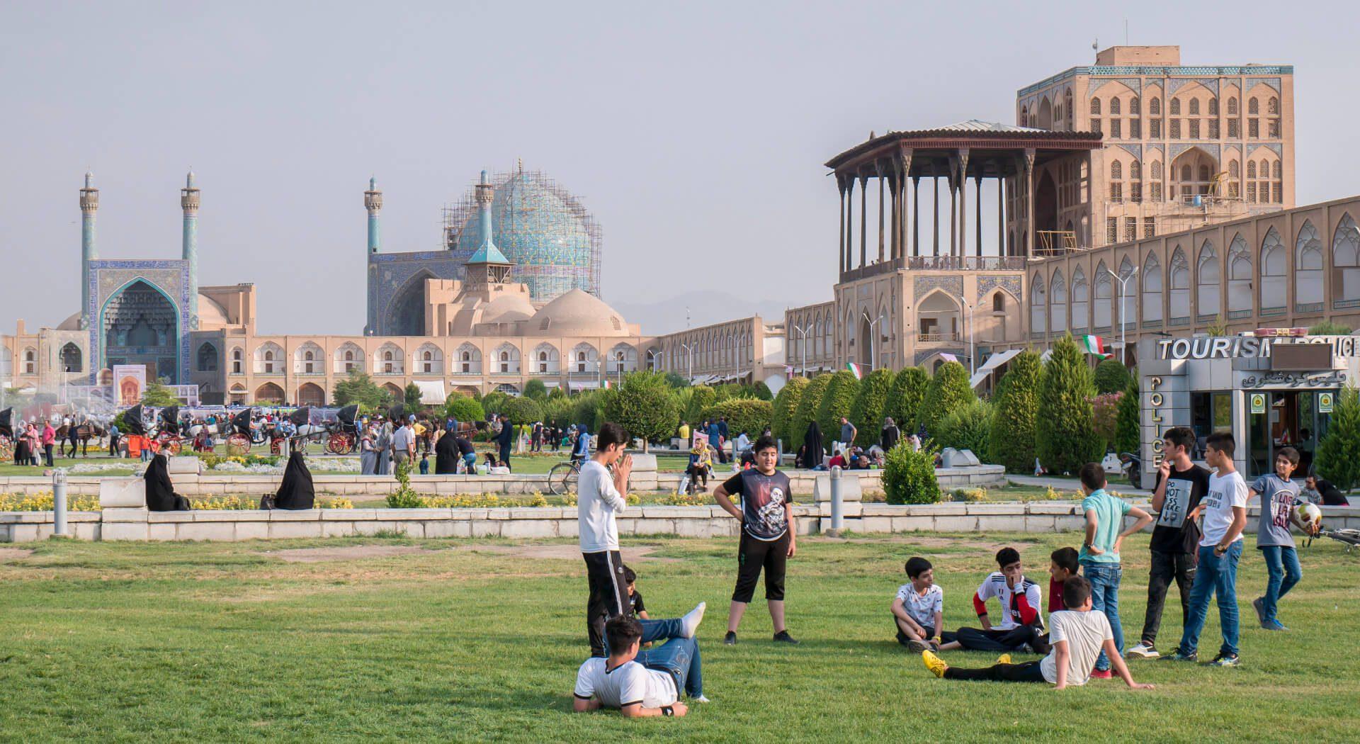 Iran - co trzeba wiedzieć przed wyjazdem? Informacje praktyczne
