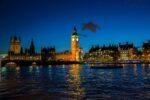 Big Ben Londyn komunikacja miejska