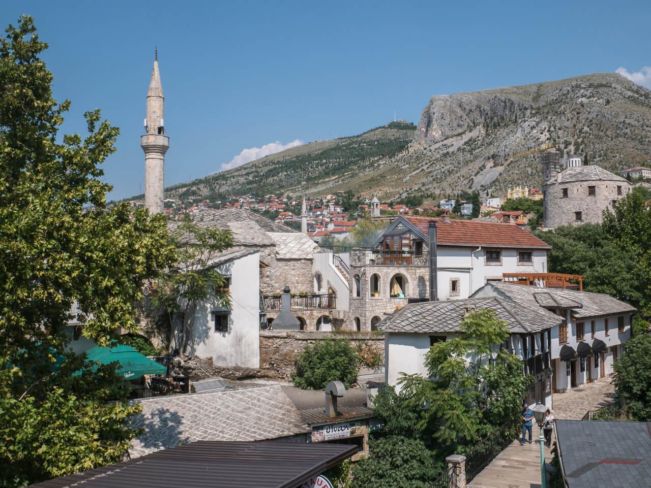 Stare Miasto w Mostarze