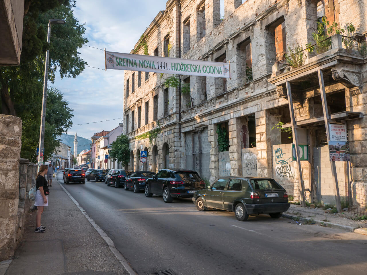 Ulica Marszala Tita, Mostar