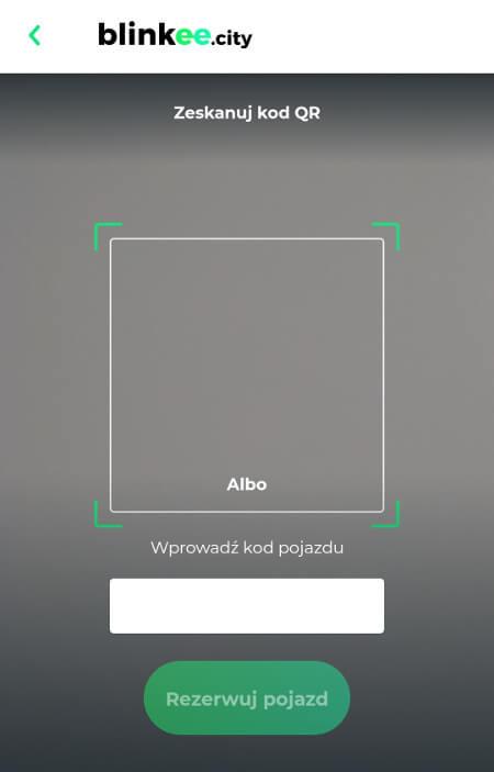 Aplikacje dla podróżników - screen z Blinkee #1