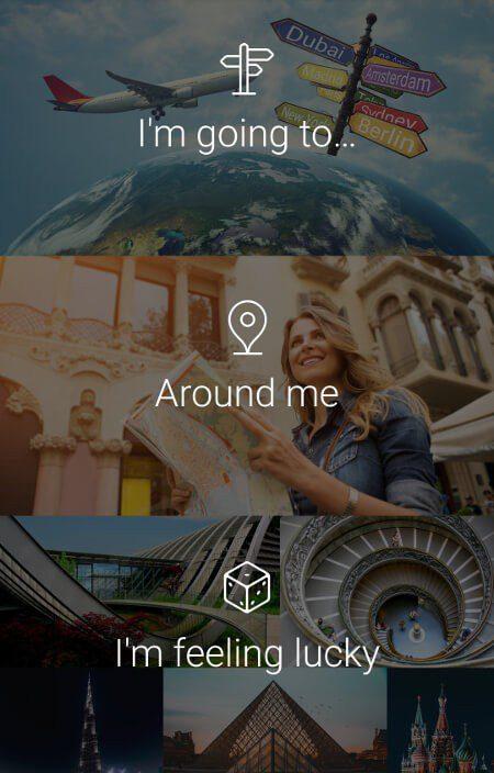 Aplikacje dla podróżników - screen z izi.TRAVEL #1