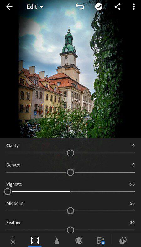 Aplikacje dla podróżników - screen z Lightroom #1