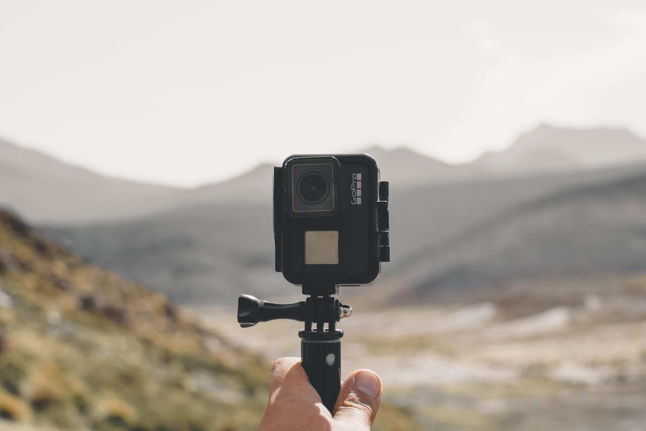 Kamera GoPro jako prezent dla podróżnika