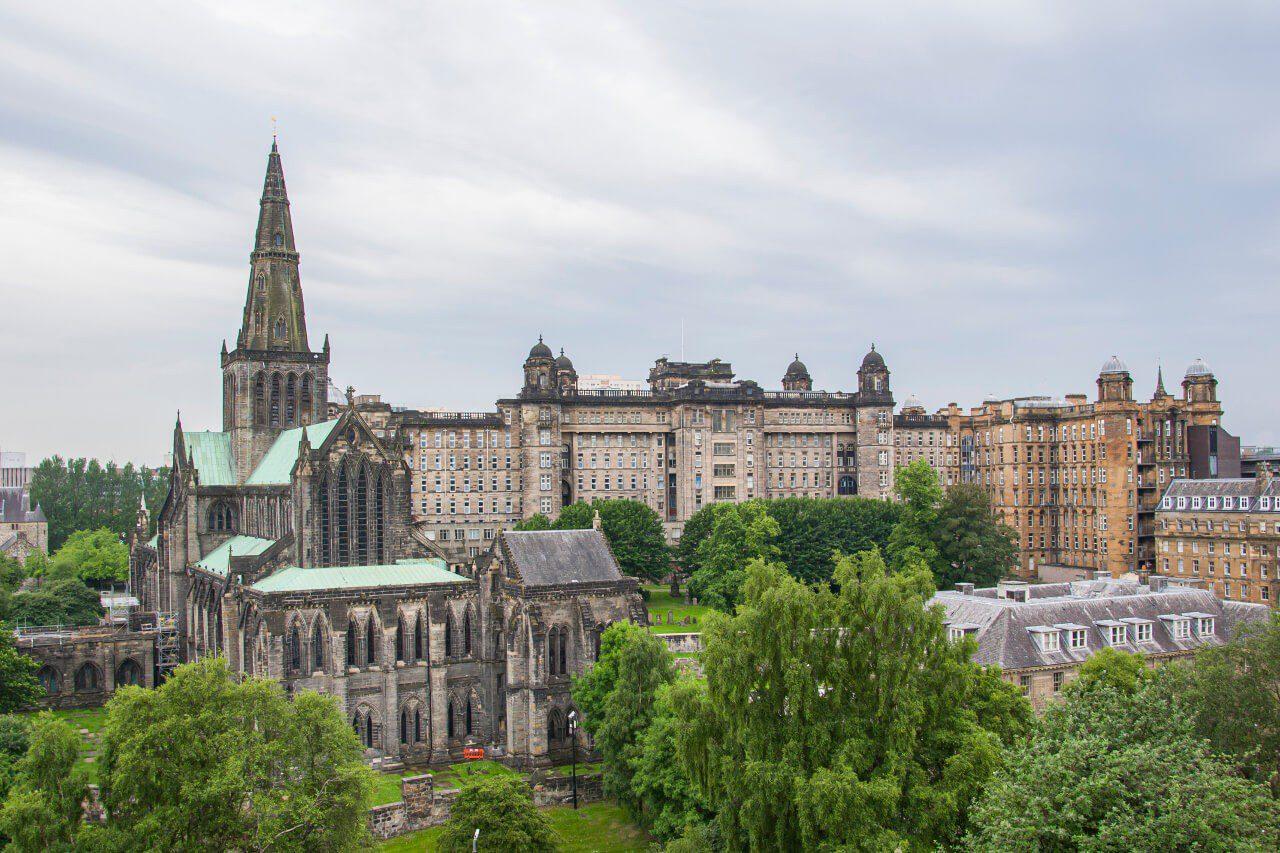 Katedra św. Munga w Glasgow