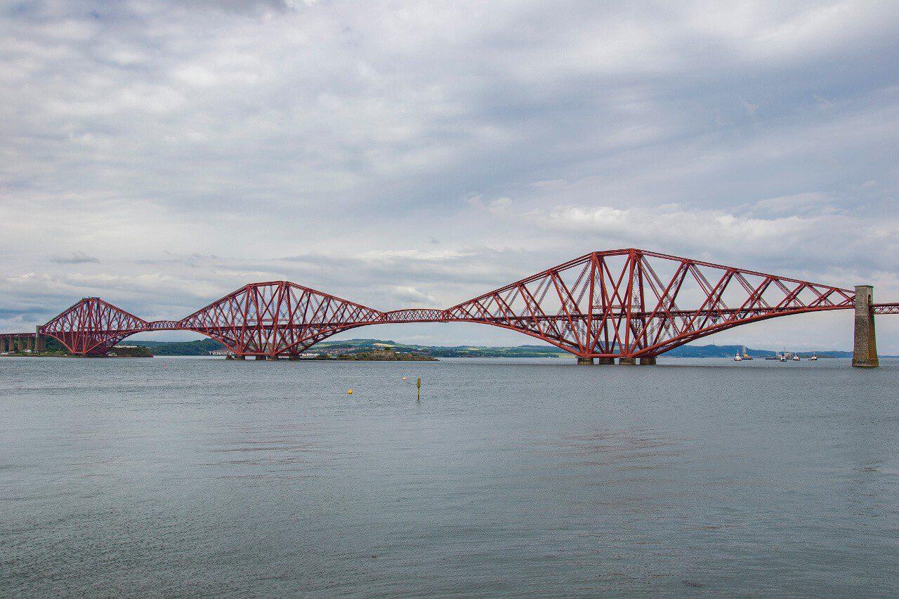 Most Forth Bridge wpisany na listę UNESCO
