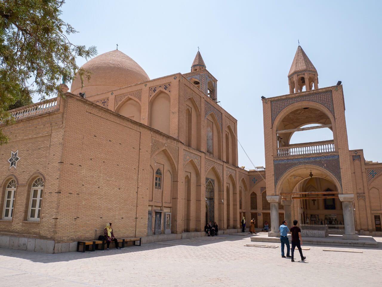 Katedra Vank w Isfahanie