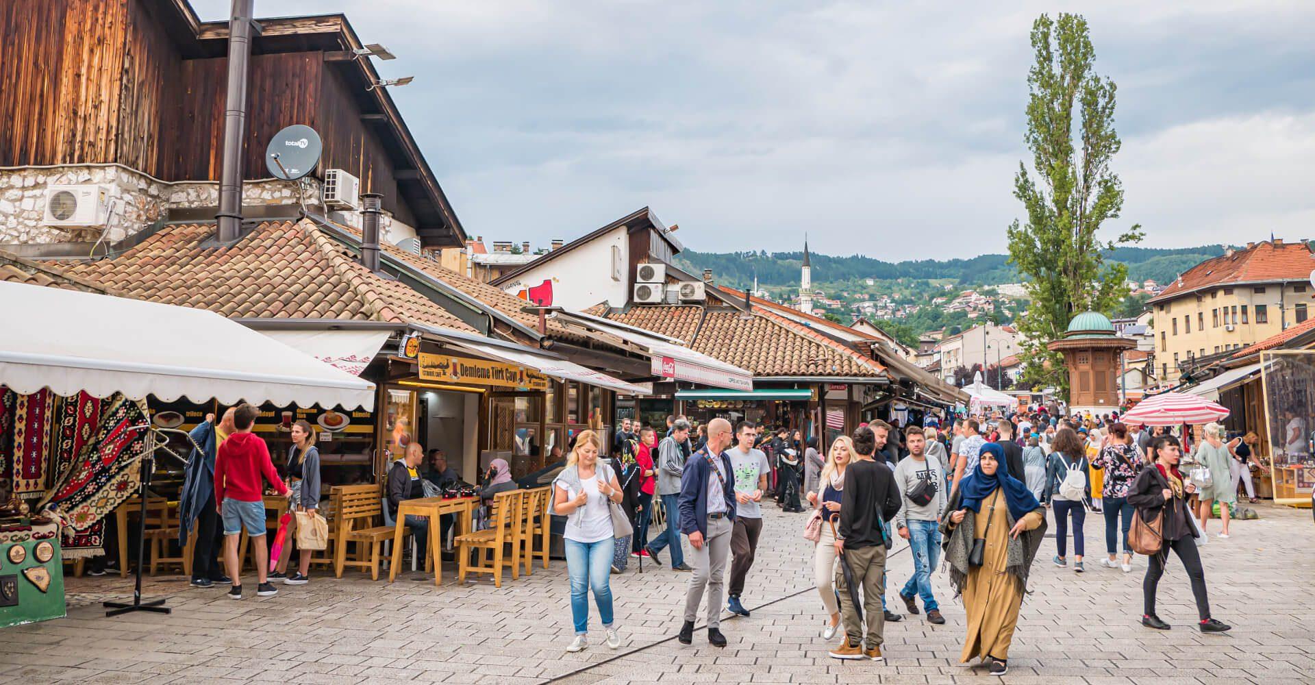 Sarajewo - co warto zobaczyć w stolicy Bośni i Hercegowiny?