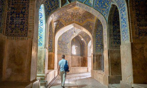"""Isfahan – irańska """"połowa świata"""". Dlaczego warto tu przyjechać?"""