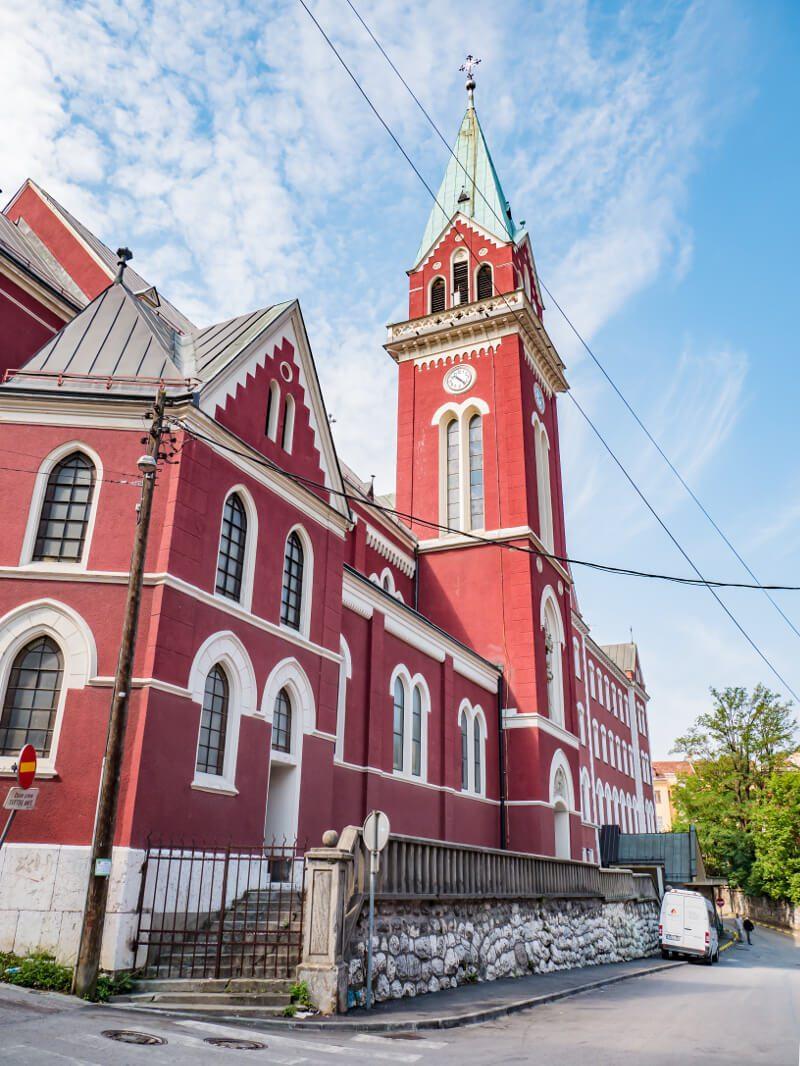 Kościół św. Antoniego w Sarajewie
