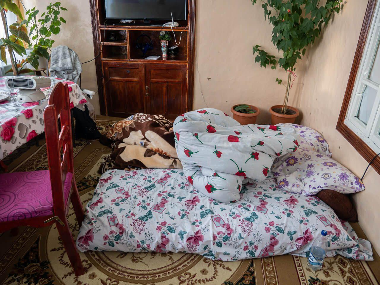 Miejsce do spania w domu w Xinaliq