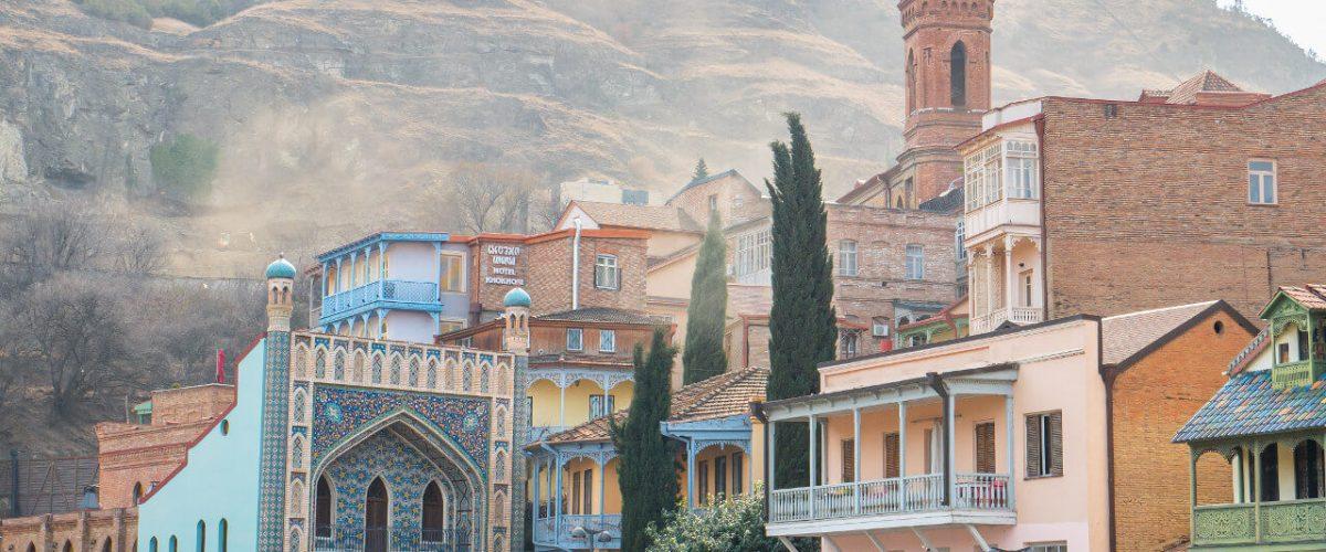 Zwiedzamy Tbilisi – co warto zobaczyć w stolicy Gruzji?