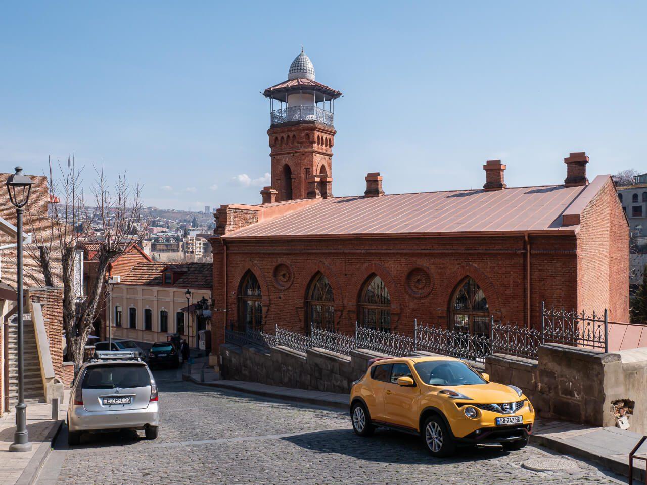 Meczet Piątkowy w Tbilisi