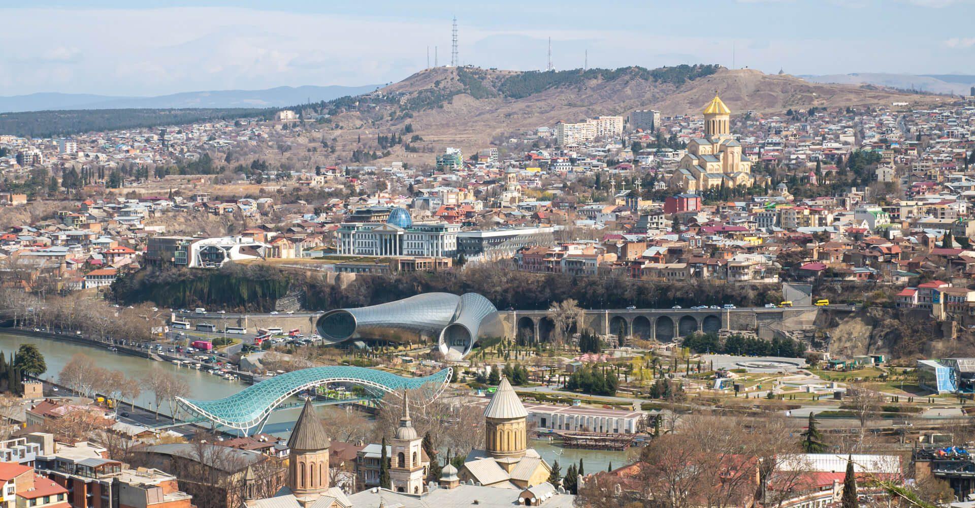 Zwiedzamy Tbilisi - co warto zobaczyć w stolicy Gruzji?