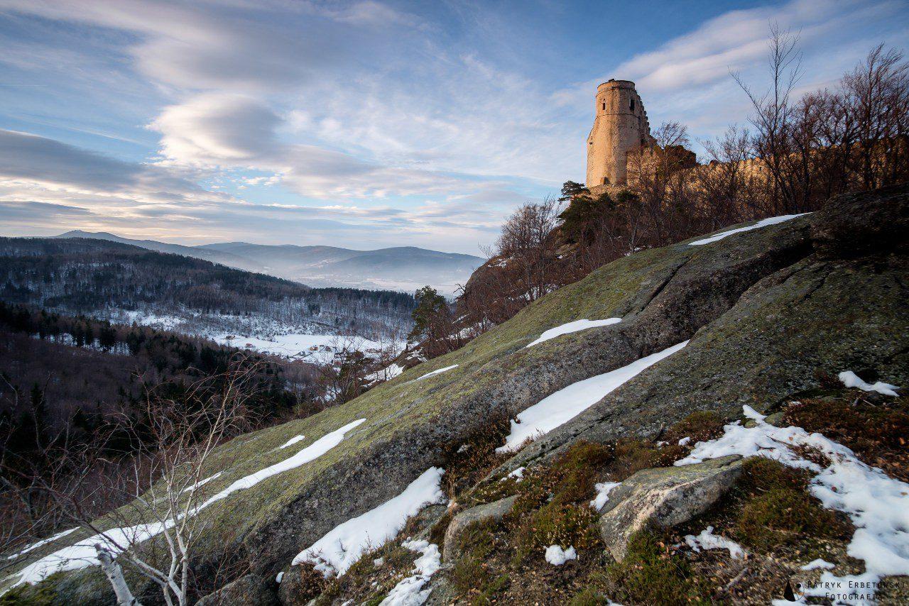 Zamek Chojnik w Jeleniej Górze