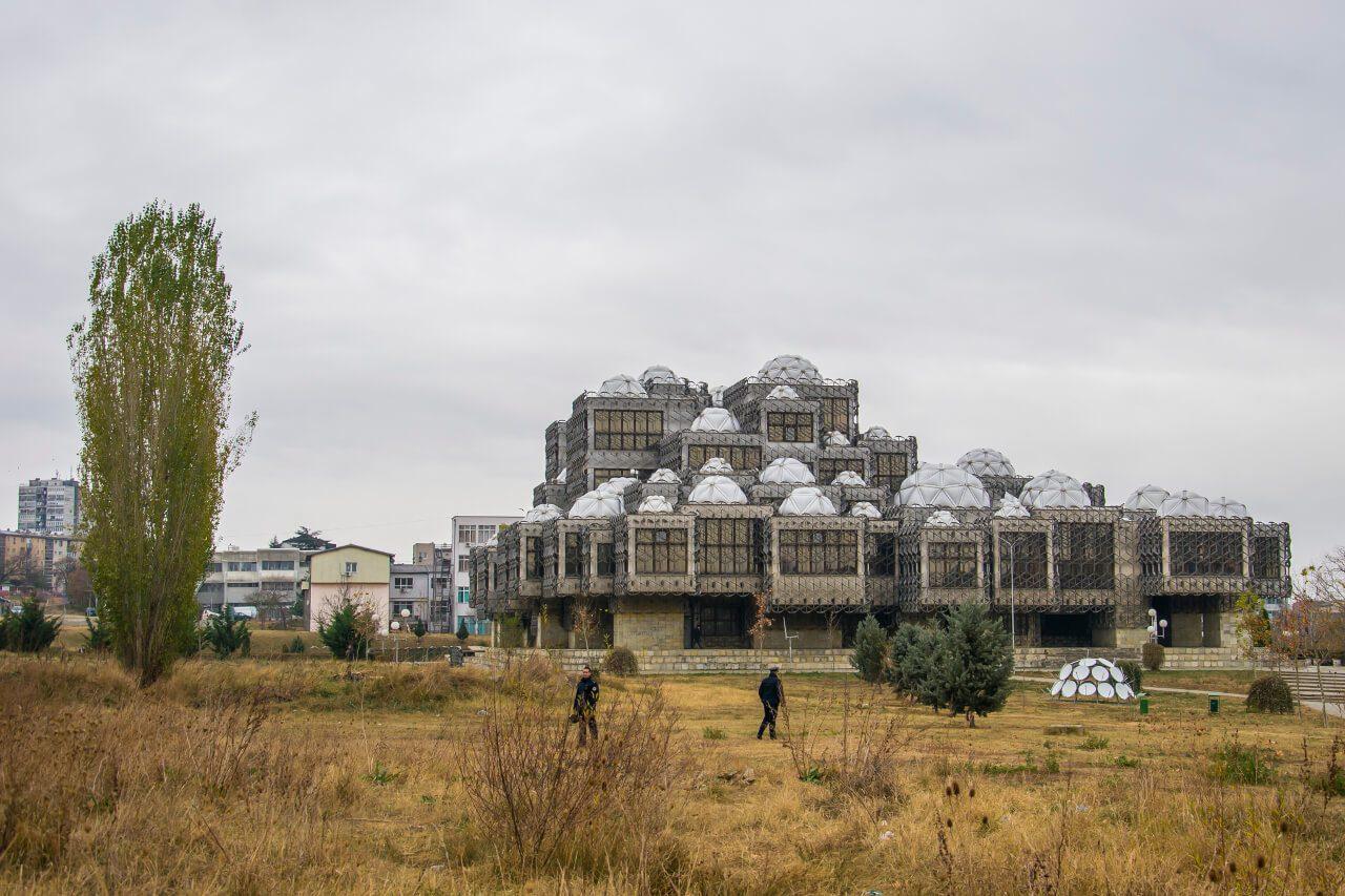 Biblioteka Narodowa Kosowa w Prisztinie